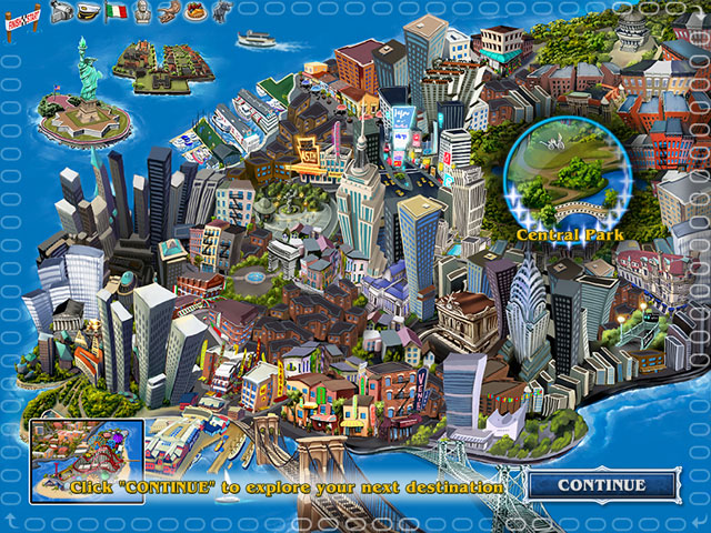 Big City Adventure: New York City Screenshot 1