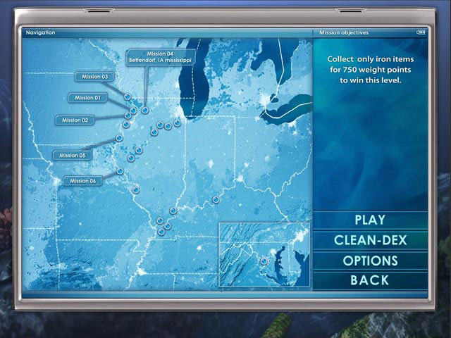 Nat Geo Eco Rescue Rivers Screenshot 1
