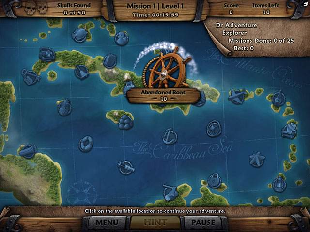 Amazing Adventures: The Caribbean Secret large screenshot