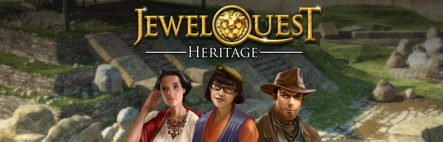 Jewel Quest: Heritage
