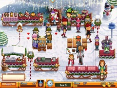 Delicious: Emily's Holiday Season Screenshot 2