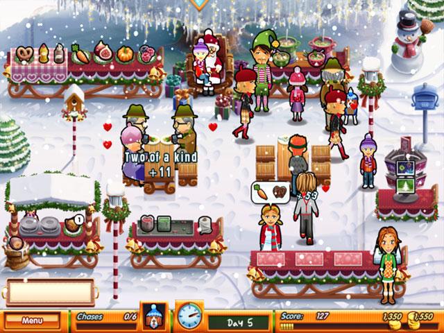 Delicious 5: Emily's Holiday Season Screen_2