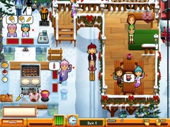 Delicious: Emily's Holiday Season Screenshot 3