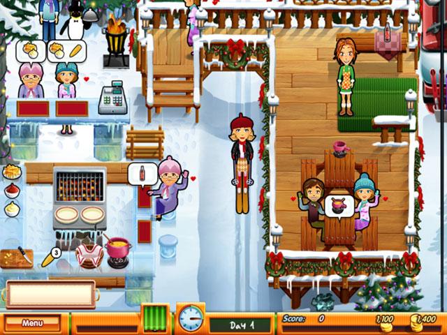 Delicious 5: Emily's Holiday Season Screen_3