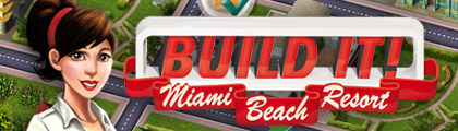 Build It! Miami Beach Resort screenshot