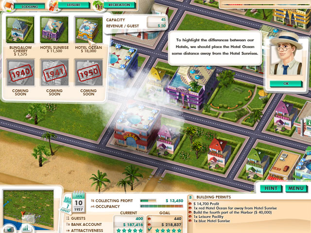 Build It! Miami Beach Resort large screenshot