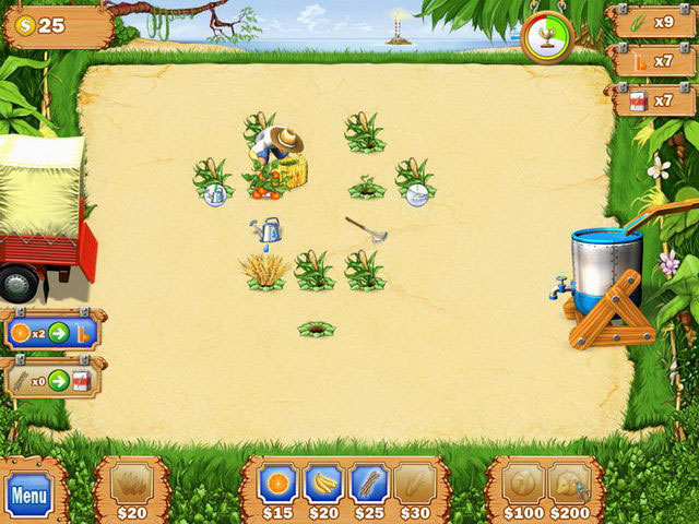 Tropical Farm large screenshot