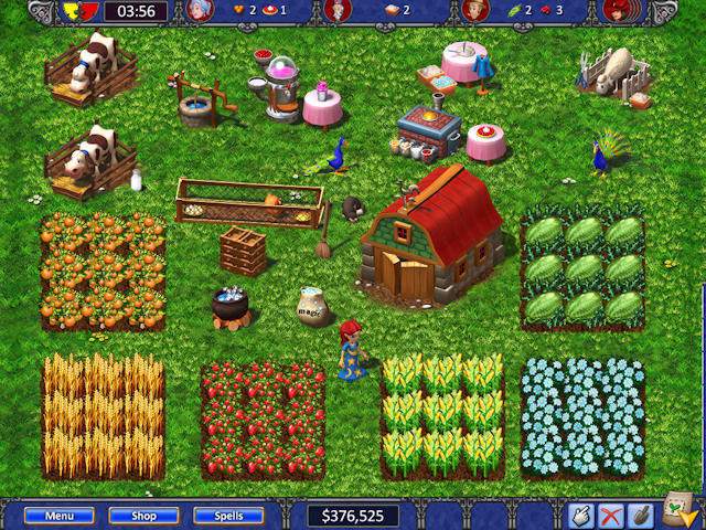 Fantastic Farm Screenshot 1