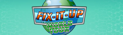 Fix-it-up II: World Tour screenshot