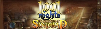 1001 Nights: The Adventures of Sindbad screenshot