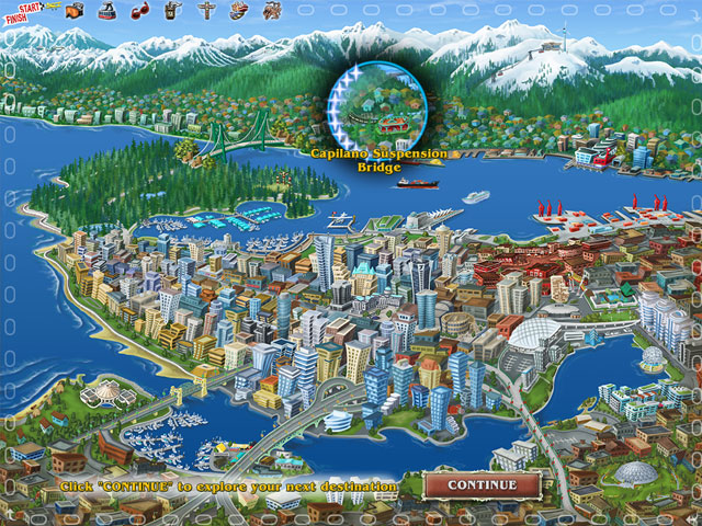 Big City Adventure: Vancouver large screenshot