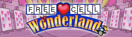 FreeCell Wonderland screenshot