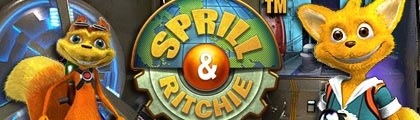 Sprill & Ritchies Adventures In Time screenshot
