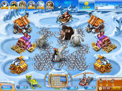 Farm Frenzy 3: Ice Age Screenshot 2