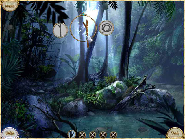 Escape from Lost Island large screenshot