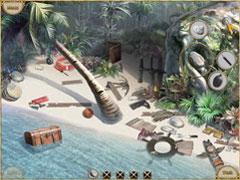 Escape from Lost Island Screenshot 2