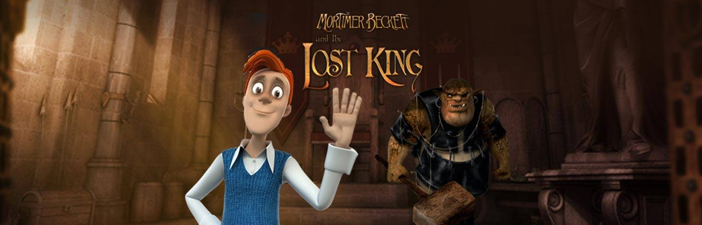 Mortimer Beckett and the Lost King Standard Edition