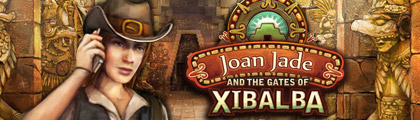 Joan Jade and the Gates of Xibalba screenshot