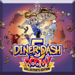 Diner Dash 5: BOOM! Collector's Edition