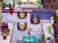 Diner Dash 5: BOOM! Collector's Edition Screenshot 1