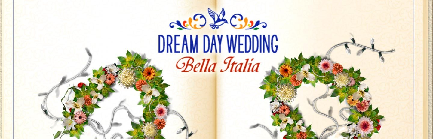 Dream Day Wedding: Bella Italia