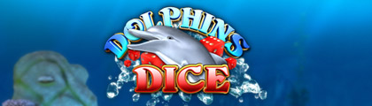 Dolphins Dice Slots screenshot