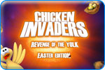 Download Chicken Invaders 3: Easter Edition Game