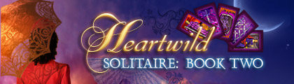 Heartwild Solitaire: Book Two screenshot