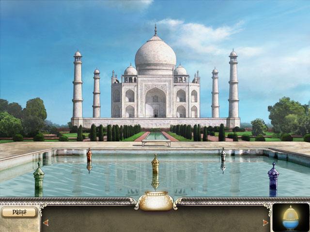 Romancing the Seven Wonders: Taj Mahal Screenshot 1