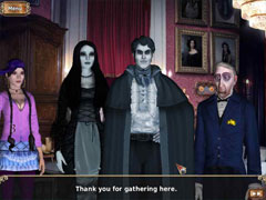 Vampireville Screenshot 1