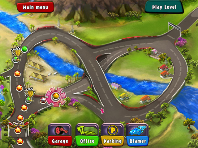 Dream Cars Screenshot 1