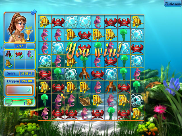 Tropical Fish Shop: Annabels Adventure Screenshot 1