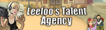 Leeloo's Talent Agency screenshot