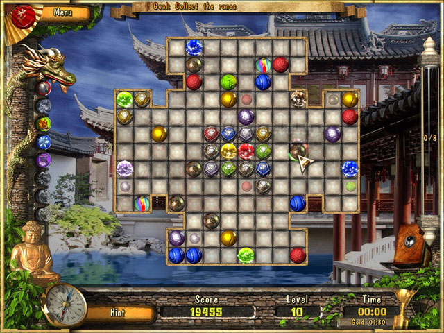 Oriental Dreams Screenshot 1