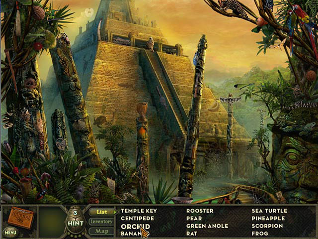 Hidden Expedition: Amazon large screenshot