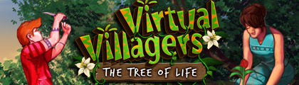 Virtual Villagers 4: The Tree of Life screenshot