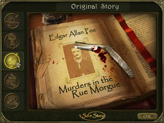 Dark Tales: Edgar Allan Poe's Murders in the Rue Morgue Collector's Edition thumb 2