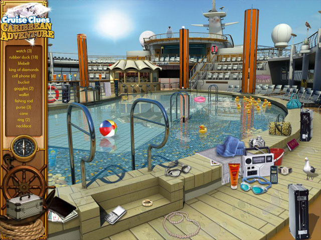 Cruise Clues: Caribbean Adventure Screenshot 1