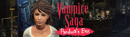 Vampire Saga: Pandora's Box screenshot