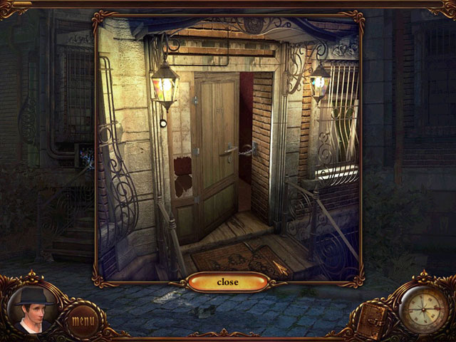 Vampire Saga: Pandora's Box large screenshot