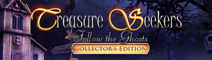Treasure Seekers: Follow the Ghosts Collector's Edition screenshot