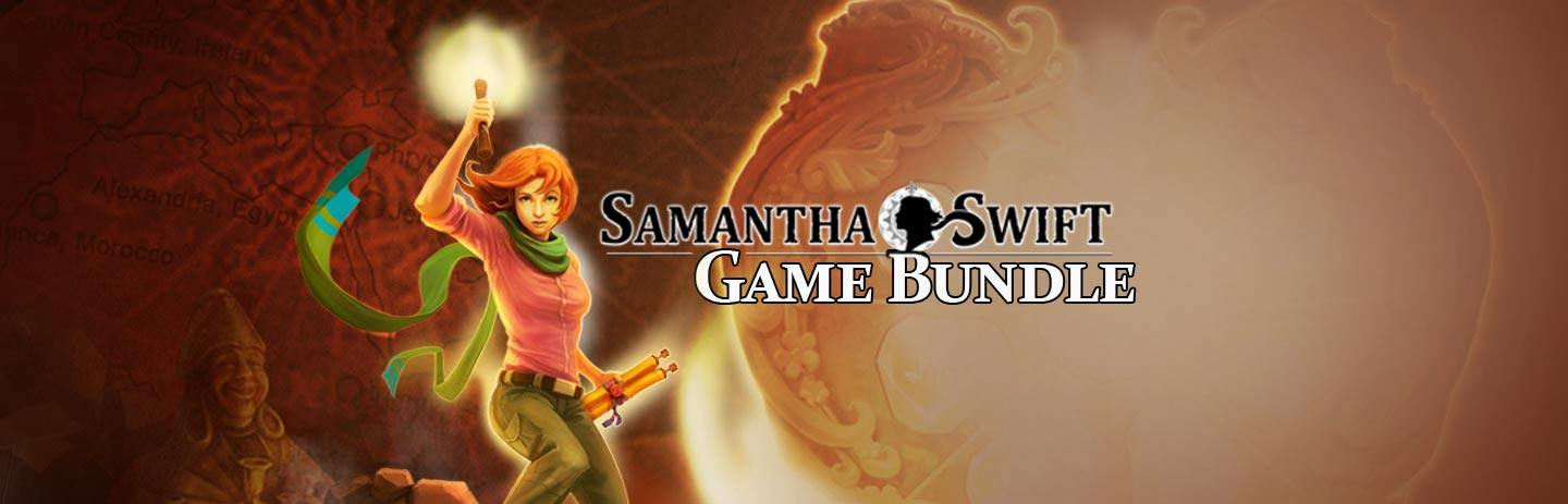 Samantha Swift Game Bundle