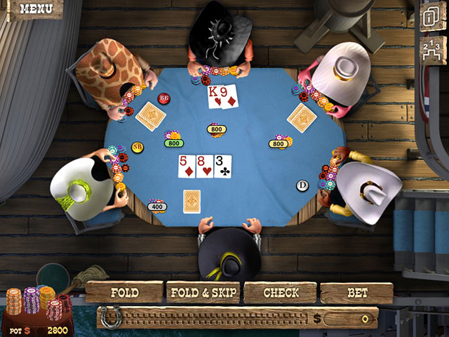 Governor of Poker 2 Premium Edition large screenshot