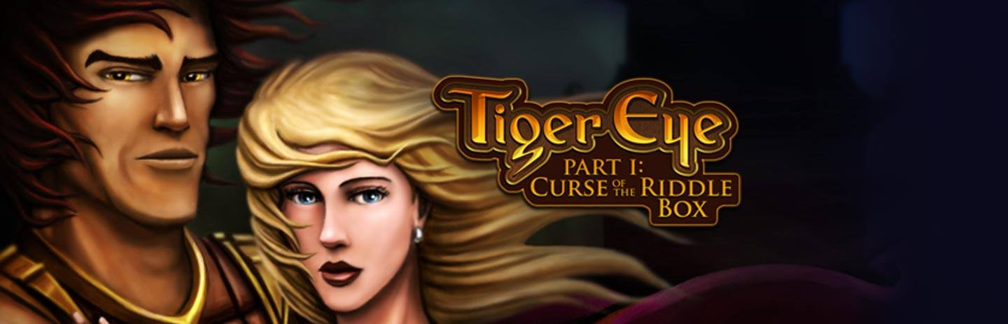 Tiger Eye Part I: Curse of the Riddle Box