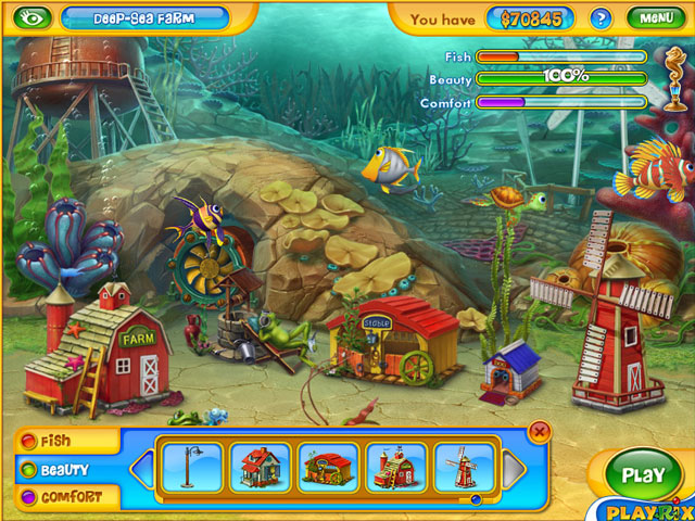 Fishdom 2 large screenshot