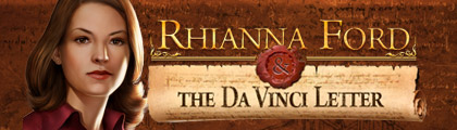 Rhianna Ford & The Da Vinci Letter screenshot