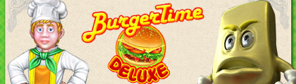 BurgerTime Deluxe screenshot