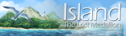 Island: The Lost Medallion screenshot