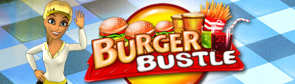 Burger Bustle screenshot