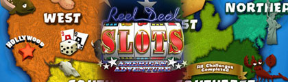 Reel Deal Slots American Adventure screenshot